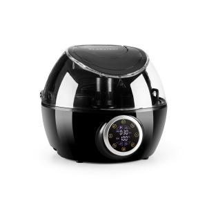 VitAir Twist hot air fryer 4 in 1 cooking device 1230 W black Black