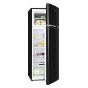 Height Cool Black Frigorifero Freezer Combi A++ Nero nero | 212 Ltr