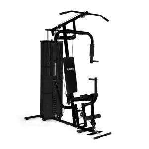 Ultimate Gym 3000 Fitness-Station schwarz Schwarz