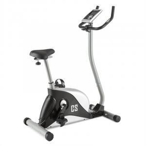 Cozzil Cardio Bike Home Trainer 4 kg Pulse Computer Silver Silver