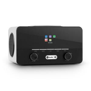 Connect 150 WH 2.1-Radio Internet Spotify Connect Mediaplayer Wifi USB DAB+ FM RDS AUX - blanc Blanc