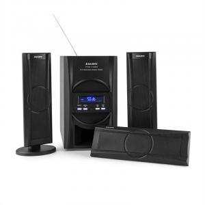 HTR 838 3.1 USB SD Heimkino-Audiosystem USB SD MP3 UKW