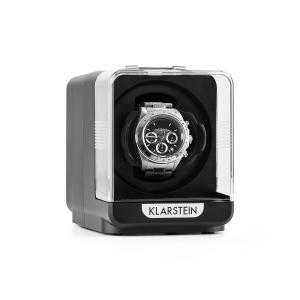 Eichendorff Porta-Relógio Automático 4 Modos Preto Preto