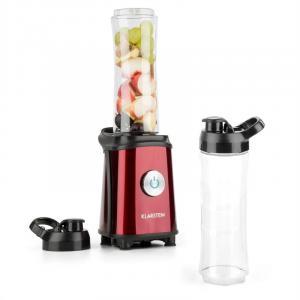 Tuttifrutti Minimikser 350W 600ml ostrza ze stali szlachetnej bez BPA Czerwony