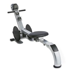 Stringmaster rowing machine 100 kg foldable silver / black Black
