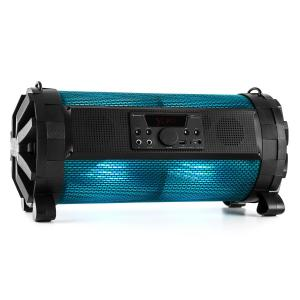 "Thunderstorm S Portable Bluetooth Speaker 60W max. Battery Operated USB SD FM APP 16.5 cm (6.5"")"