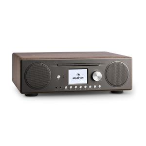 Internet Radio Connect CD Internet Radio Media Player Spotify Connect walnut Walnut