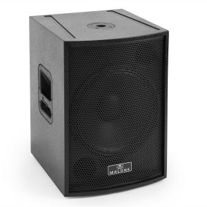 "BB6-15SUB-B Blackbox passive PA satellite speaker 38 cm (15"") 800W max. black Passive"