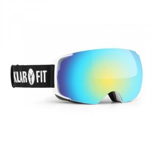 Snow View 2 Ski Goggles Snowboard Goggles Coating white