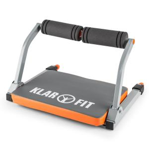 Abhatch ab core trainer buikspiertrainer allround trainer - grijs/oranje Oranje