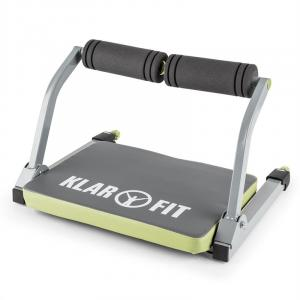 Abhatch ab core trainer buikspiertrainer allround trainer - grijs/ groen Groen