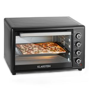 Masterchef XL Electric Oven 100L 2700W stainless steel black Black