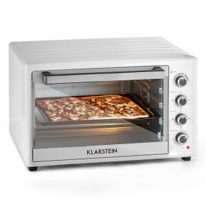 Masterchef XL Electric Oven 100L 2700W stainless steel white White