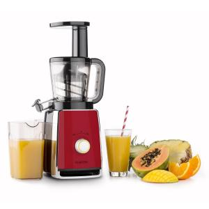 Sweetheart Extracteur de jus Slow Juicer 150 W 32T/mn - rouge Rouge