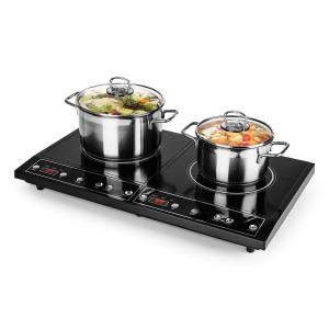 Chefzone Double plaque à induction encastrable timer 3400W 270°