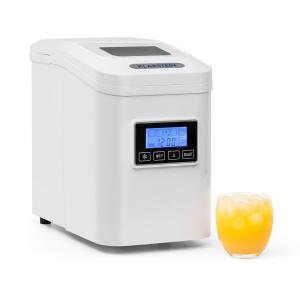 Lannister Ice Cube Maker Ice Cube Machine 10 kg / 24 h White White