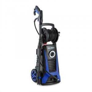 Saubermann myjka wysokociśnieniowa sprzęt wielofunkcyjny bęben na wąż czarny/niebieski