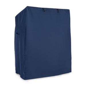 Hiddensee Beach Chair Hood Protective Cover 115x160x90 cm waterproof blue