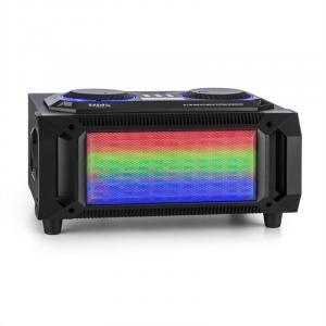 SPLBOX150 Sound Box 2.1 Audio System 200W Bluetooth USB/SD VHF LED