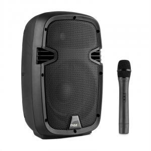 HYBRID8VHF-BT Active PA Speaker Bluetooth USB SD VHF