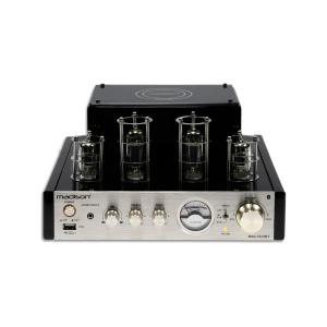 MAD-TA10BT tube amplifier 2x25W RMS Bluetooth USB line