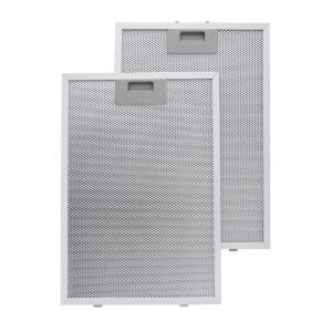 Aluminium Replacement Fat Filter 26 x 37 cm