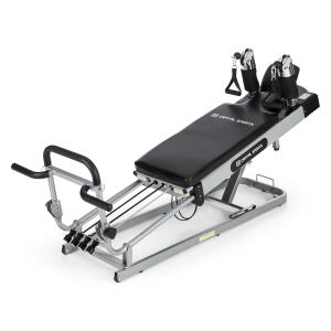 Pilato Pilates Reformer Pilates Bench 120kg max. Height Adjustable