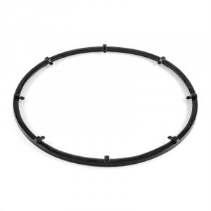 Silicone Ring Accessory Black