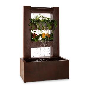 Lemuria fontanna ogrodowa pojemniki na rośliny aranżacja wodna pompa 30W 10m kabelwodotrysk imitacja grynszpanu