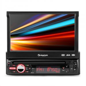 "MVD-310 Autoradio 17,8cm Touchscreen (7"") Bluetooth USB SD FM AV frontale"