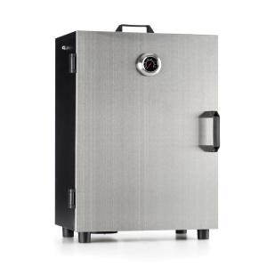 Flintstone Steel Smoker Oven 800 W Stainless Steel