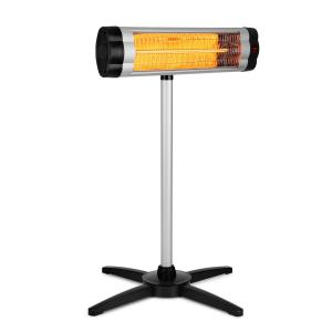 Rising Sun Infrared heaters 850/1650/2500 W Aluminum