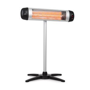 Rising Sun Infrared heaters 850/1650/2500 W Aluminum rising sun
