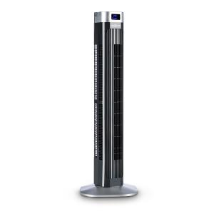 Hightower 2G Column Fan Standby Fan 50W Timer Black