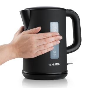 Wonderwall Kettle 2200W 1.5L Cool-Touch black