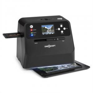 PDF-14B 4-in-1-Kombiscanner Foto/Dia/Film/Album 3200dpi 14Mpx USB 2.0