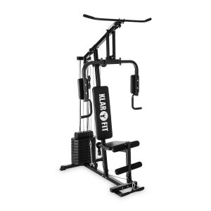 Strongbase Multi-HomeGym cabletrainer 100 lb / 45 kg steel black