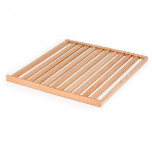 Holzregal Einschub-Gitter für Weinkühlschrank Ersatz-Regal 54 x 48 cm