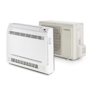 Ground Control 12 inverter split airco split unit systeem A++ - wit