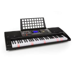 Etude 450 Tränings-Keyboard 61 Tangenter USB-MIDI-Player Lystangenter