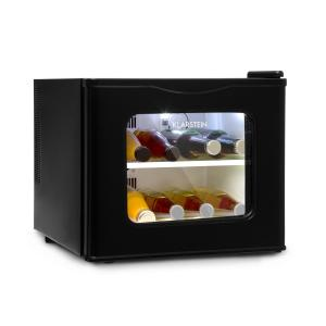 Winehouse Mini Bar 17 Litres 60 W Class A ++ 38 dB Glass Door Black Black