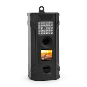 Grizzly S Caméra de surveillance infrarouge 5MP HD CMOS IP54 -noir