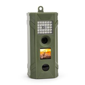 Grizzly S Wilderness Game and Surveillance Camera Photo Trap 5 MP CMOS IP54 Green