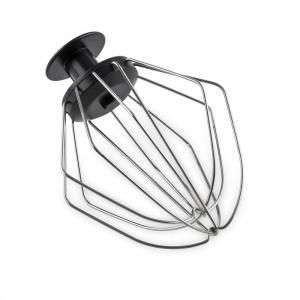 Allegra Fouet accessoire de rechange pour robot de cuisine - aluminium