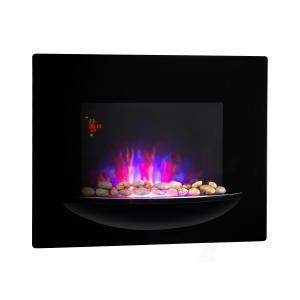 Feuerschalekominek elektryczny ścienny imitacja płomieni