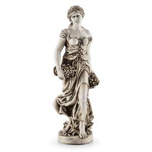 Ceres sculptuur standbeeld handgemaakt 1,2m glasvezel-MgO albastoptiek