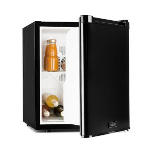 CoolTour Beverage Refrigerator Drinks Cooler 48L 70W 5-12 ° C 35dB Black