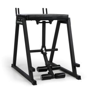 Rehyper Appareil de musculation pour jambes Reverse hyper Sleeves de 50mm acier - noir