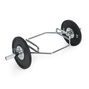 Beastbar Hex Bar Barbell Deadlift Bar Triceps Bar Chrome-plated