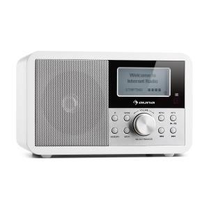 Worldwide Mini Internetradio WLAN Netzwerkplayer USB MP3 AUX UKW-Tuner